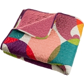 Lavish Home Evelyn Quilt Set
