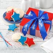 Mrs. Fields Stars and Stripes Box