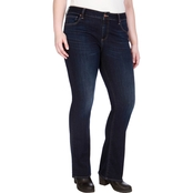 Lucky Brand Plus Size Ginger Boot Jeans