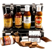 The Gourmet Market Classic BBQ Briefcase