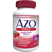 Azo Cranberry Softgels 100 Ct.