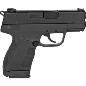 Springfield XDE 9mm 3.3 in. Barrel 9 Rnd 2 Mag Pistol Black