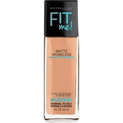 Maybelline New York Fit Me Matte + Poreless Foundation