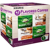 Keurig Flavored Coffee Collection K-Cup 42 Ct.