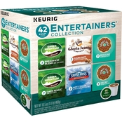 Keurig Entertainers Collection K-Cup 42 ct.
