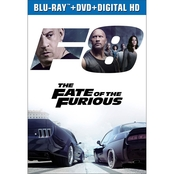 The Fate of the Furious (Blu-ray + DVD + Digital)