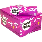 Hershey's Good & Plenty Candy, 24 pk.