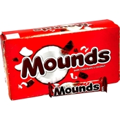 Hershey's Mounds Candy Bars, 36 pk.
