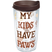 Tervis Tumblers 16 oz. My Kids Have Paws Wrap Tumbler