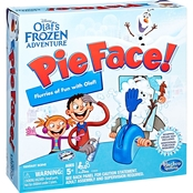 Disney Olaf Frozen Edition Pie Face Game