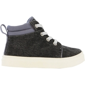 Oomphies Boys Sam Midcut Canvas Shoes