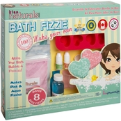 Kiss Naturals DIY Bath Fizzie Making Kit