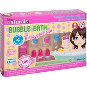Kiss Naturals DIY Bubble Bath Making Kit