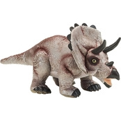 National Geographic Plush Triceratops