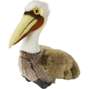 National Geographic Plush Brown Pelican