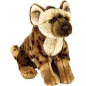 National Geographic Plush Hyena