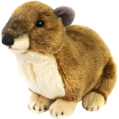 National Geographic Plush Dassie