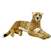 National Geographic Plush Giant Cheetah