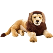National Geographic Plush Giant Lion