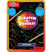T.S. Shure Scratch A Doodle Dino Activity Tin