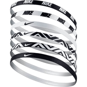 Nike Printed Assorted Headbands 6 Pk.
