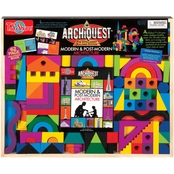 T.S. Shure ArchiQuest Modern and Post-Modern Architecture Building Blocks