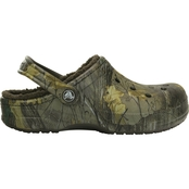 Crocs Men's Winter Real Tree Clogs