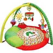 Eric Carle Caterpillar Activity Gym