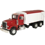 TOMY 1:16 Scale Big Farm Peterbilt with Grain Box Die Cast Vehicle