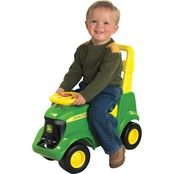 John Deere Sit N Scoot Activity Tractor