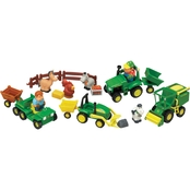 John Deere 4 Vehicle Value Set