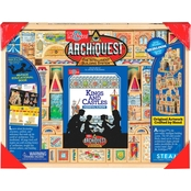T.S. Shure ArchiQuest 69 Piece Kings and Castles, Medieval Europe