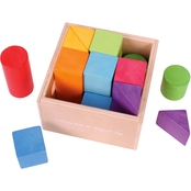 BigJigs Toys First Building Blocks