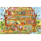 BigJigs Toys 24 Pc. Noah's Ark Puzzle