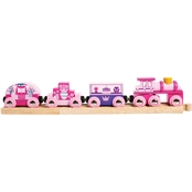 BigJigs Toys Princess Train