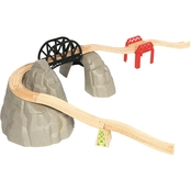 BigJigs Toys Wooden Rocky Mountain Expansion Pack