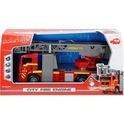 Dickie International City Fire Engine
