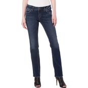 Silver Jeans Elyse Classic Straight Jeans