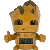 BulbBotz Marvel Guardians of the Galaxy Vol. 2 Groot 5.5 in. Alarm Clock
