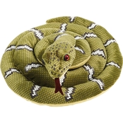 National Geographic Plush Green Snake