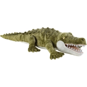 National Geographic Plush Crocodile