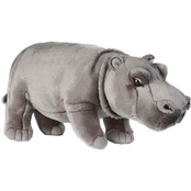 National Geographic Plush Hippo