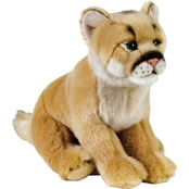 National Geographic Plush Mountain Lion