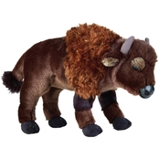 National Geographic Plush Bison