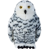 National Geographic Plush Snow Owl
