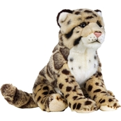 National Geographic Plush Clouded Leopard