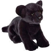 National Geographic Plush Black Panther
