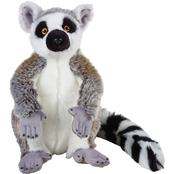 National Geographic Plush Lemur