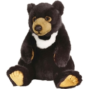 National Geographic Plush Black Bear