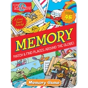 T.S. Shure Memory Game Tin Play Set